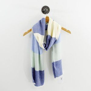 Tory Burch Color Block Scarf #169-19